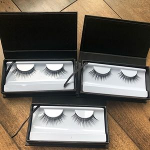 3 Pack Luxurious Mink Lashes